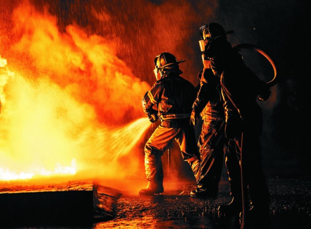 Čiščenje, nega in vzdrževanje gasilskih zaščitnih oblačil